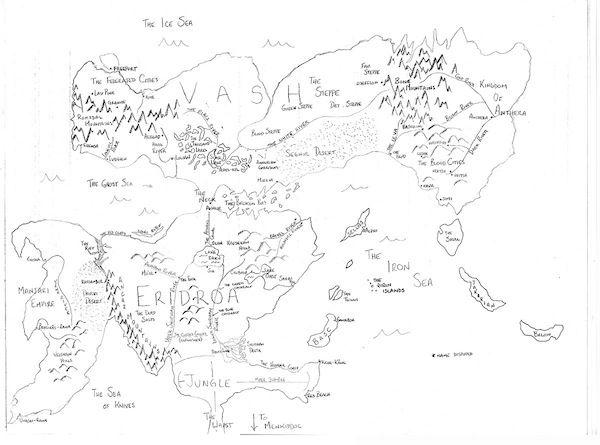 Best 25 Fantasy World Map Ideas