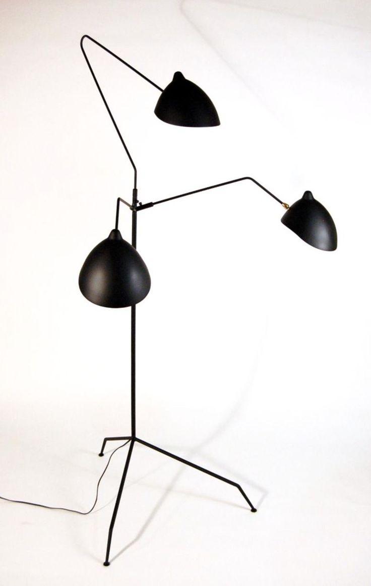 21 best serge mouille images on pinterest light fixtures lighting praying mantis floor lamp by serge mouille arubaitofo Choice Image