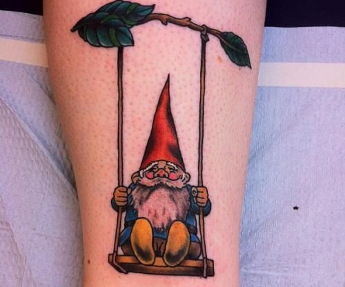 Gnome tattoo for Franma?