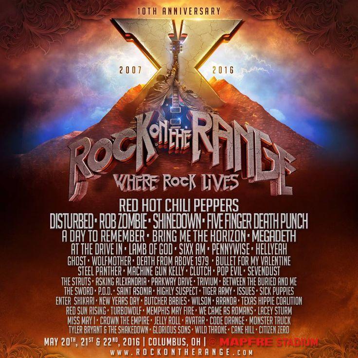 Rock On The Range 2016 70 best