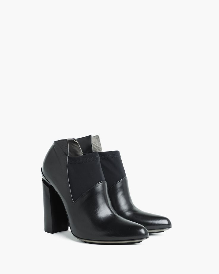 high block heel shoe Malloni Online Boutique