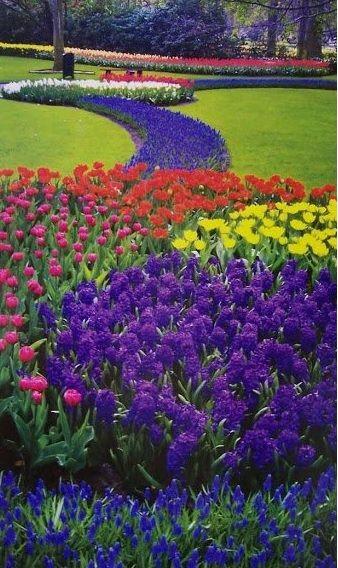 kolorowo wiosennie :-)  www.KuferArt.pl