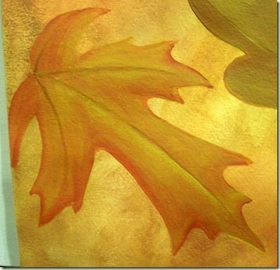 1000+ images about fall art on Pinterest | Pumpkins, Leaf prints and ...