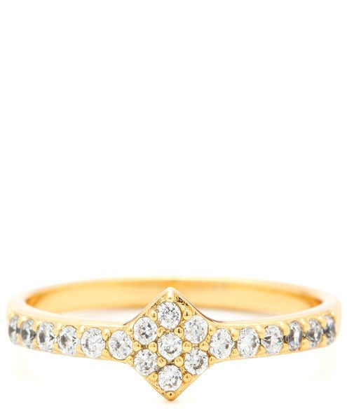 Delano Ring. Costs $50, looks like $500. I kind of want this for myself :)