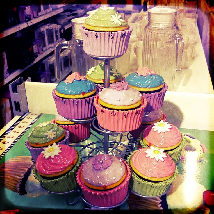 #Cupkakes!!!! @ Woon XL, #Netherlands
