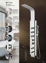 Гарантия САШО серебристый польский настенные массаж душевая панель (K6001)