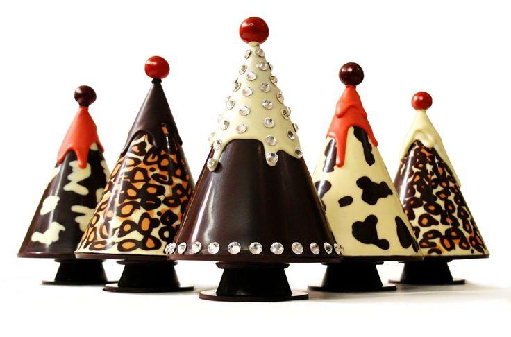 Alberi di cioccolato - Cacao-lab - Milano Duomo