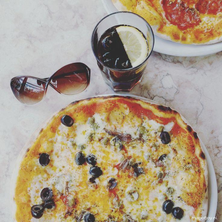 Pizzeria Casanova, food hot spot Lisbon - Map of Joy
