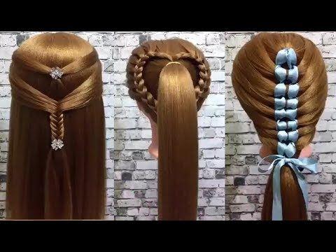 Best 25 trenzas faciles y bonitas ideas on pinterest - Como hacer peinados faciles ...