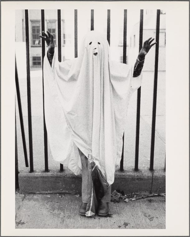 [Ghost] From New York Public Library Digital Collections.