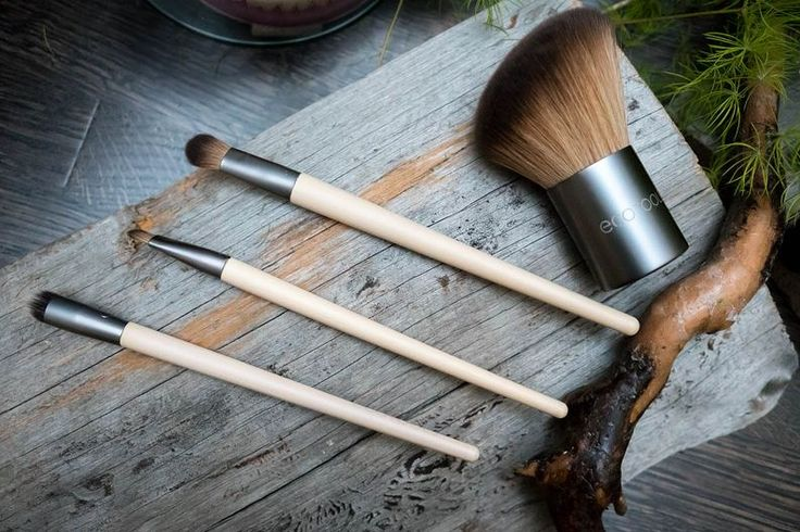 New makeup brushes from Ecotools <3