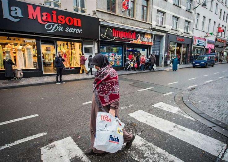 Wilders vindt Molenbeek Gazastrook