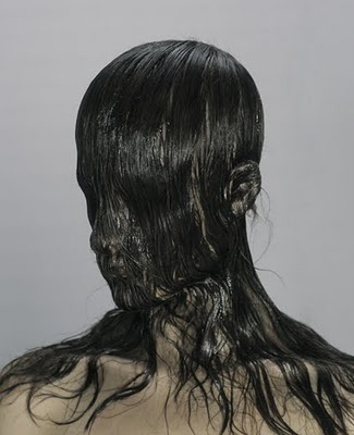 Levi van VeluwFace Covers, Creepy Portraits, Art, Vans Veluwe, Veluwnatur Transfer, Hair, Photography, Amazing Selfportrait, Levis Vans