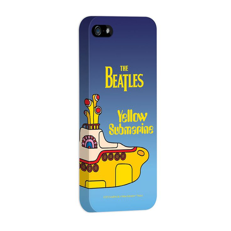 CAPA DE IPHONE – THE BEATLES – YELLOW SUBMARINE