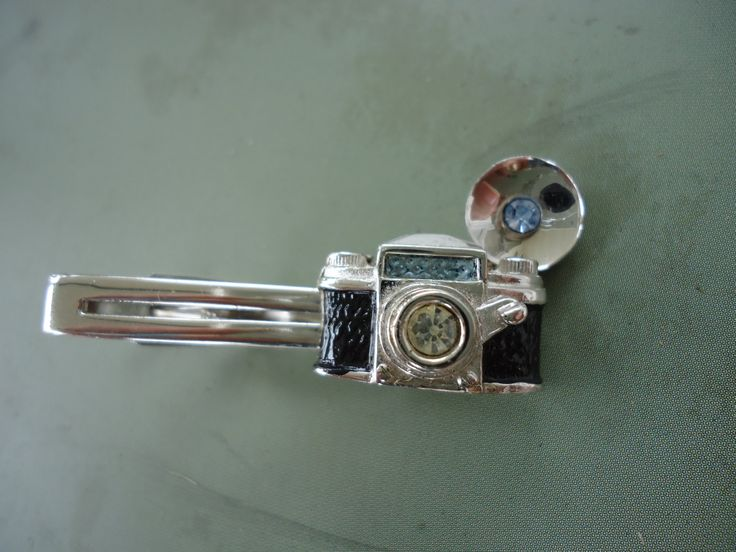Camera Tie Bar : Best images about vintage quot mad men type s jewelry