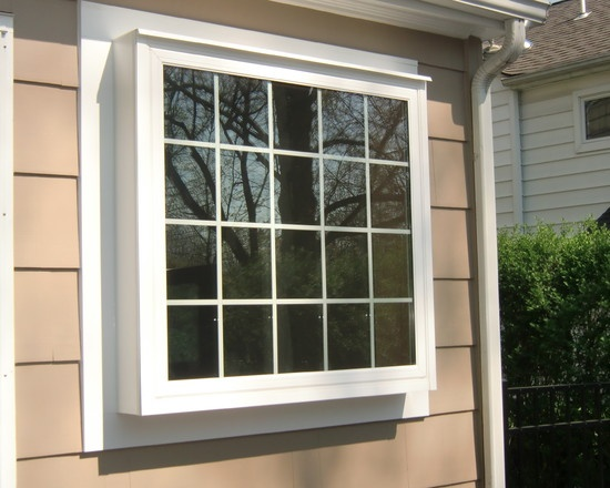 Spaces Box Bay Window Design For The Home Pinterest