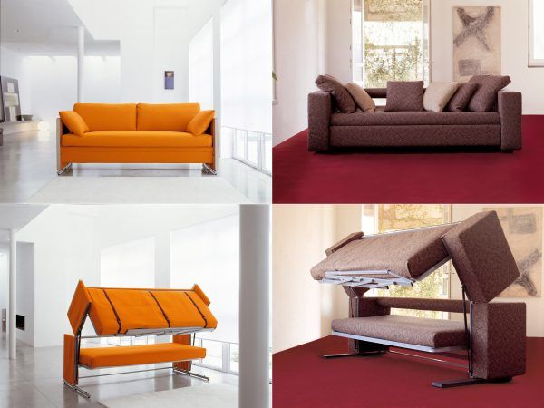 Awesome 25 Creative Couch Into Bunk Bed Apartment Sofa Bed Caraccident5 Cool Chair Designs And Ideas Caraccident5Info