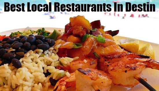 Top Destin Restaurants