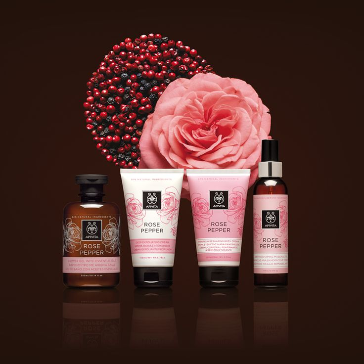 With a warm oriental fragrance & highly effective formulas,#RosePepper will become your biggest ally throughout the year.