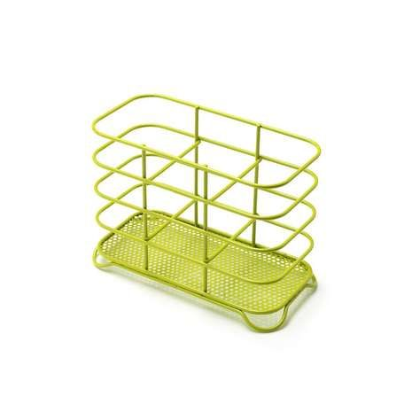 Spectrum Wire Cutlery Holder | Dunelm