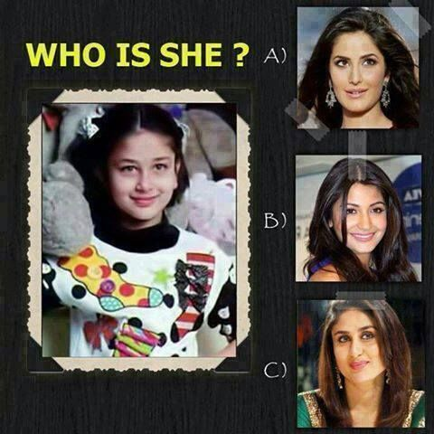 #Quiz Time........  Can any one #Guess The #Celebrity..... ?