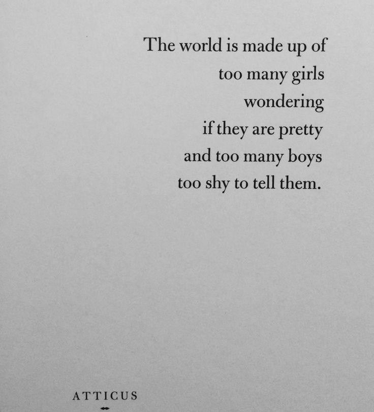 Very true! thats cute
