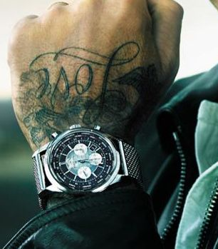 Get your guy a a drool-worthy timepiece from the new Westime flagship...tattoos by Mark Mahoney at SSC down the street on Sunset Blvd. ;)