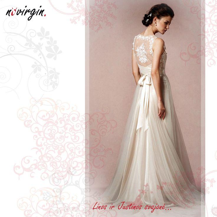 Linos ir Justinos vestuvinė suknelė / Wedding dress for Lina and Justina