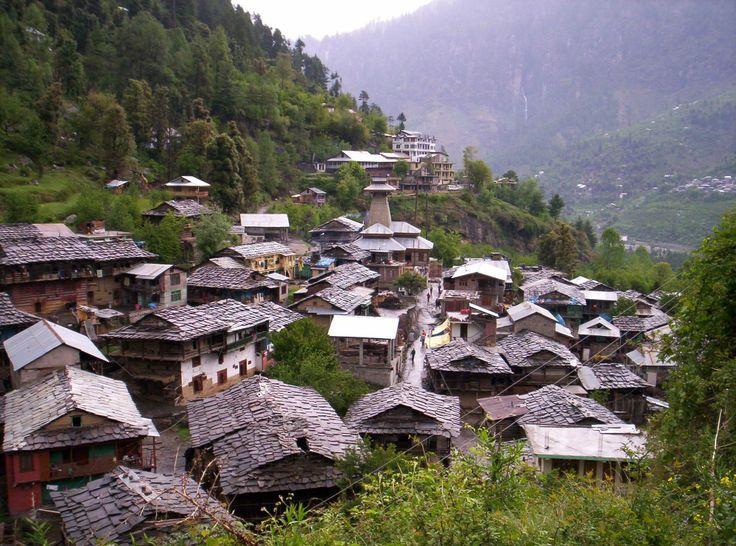 Manali Village