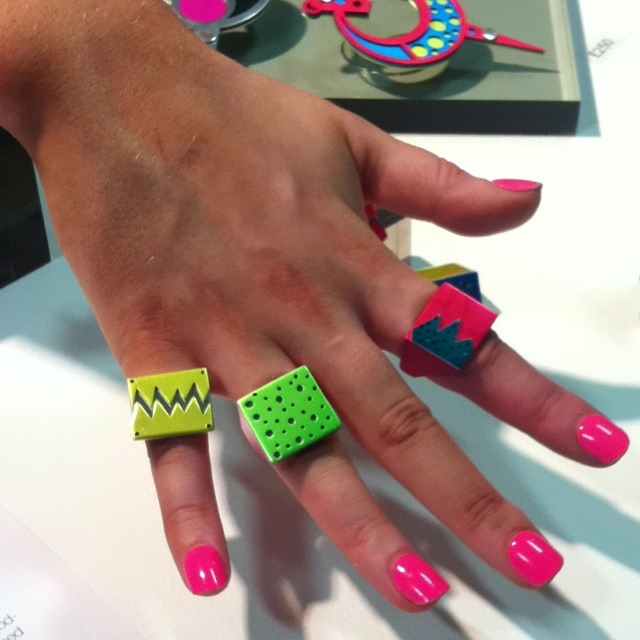 Muireann Walshe  New designers One year on Award Box Ring