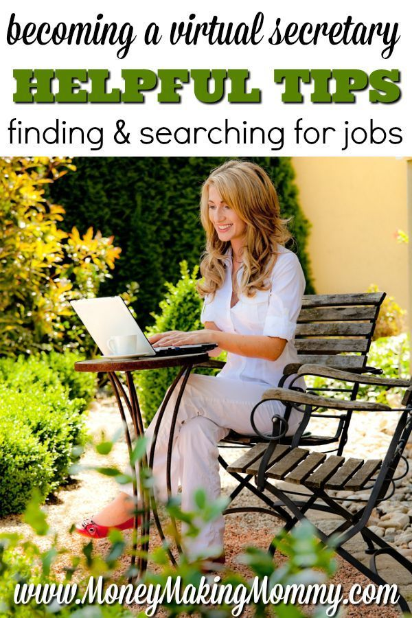 Love the idea of working from home. Also like the idea of being an assistant or secretary? There are many companies and business folks out there looking for someone to assist them with daily tasks.  There can be full time and part time jobs -- but  can also be done from your own home. Here are some tips for finding virtual secretary work. MoneyMakingMommy.com