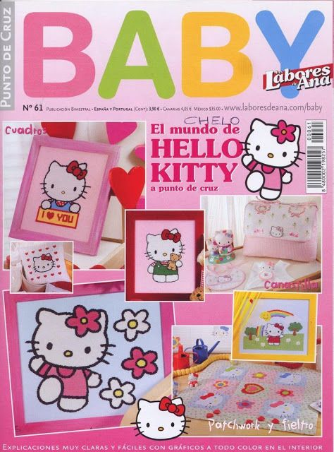 Revista Hello Kitty...