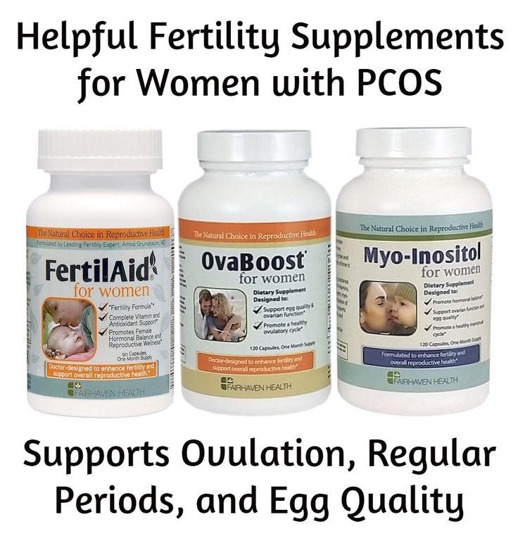 Natural Remedies For Pcos Getting Pregnant