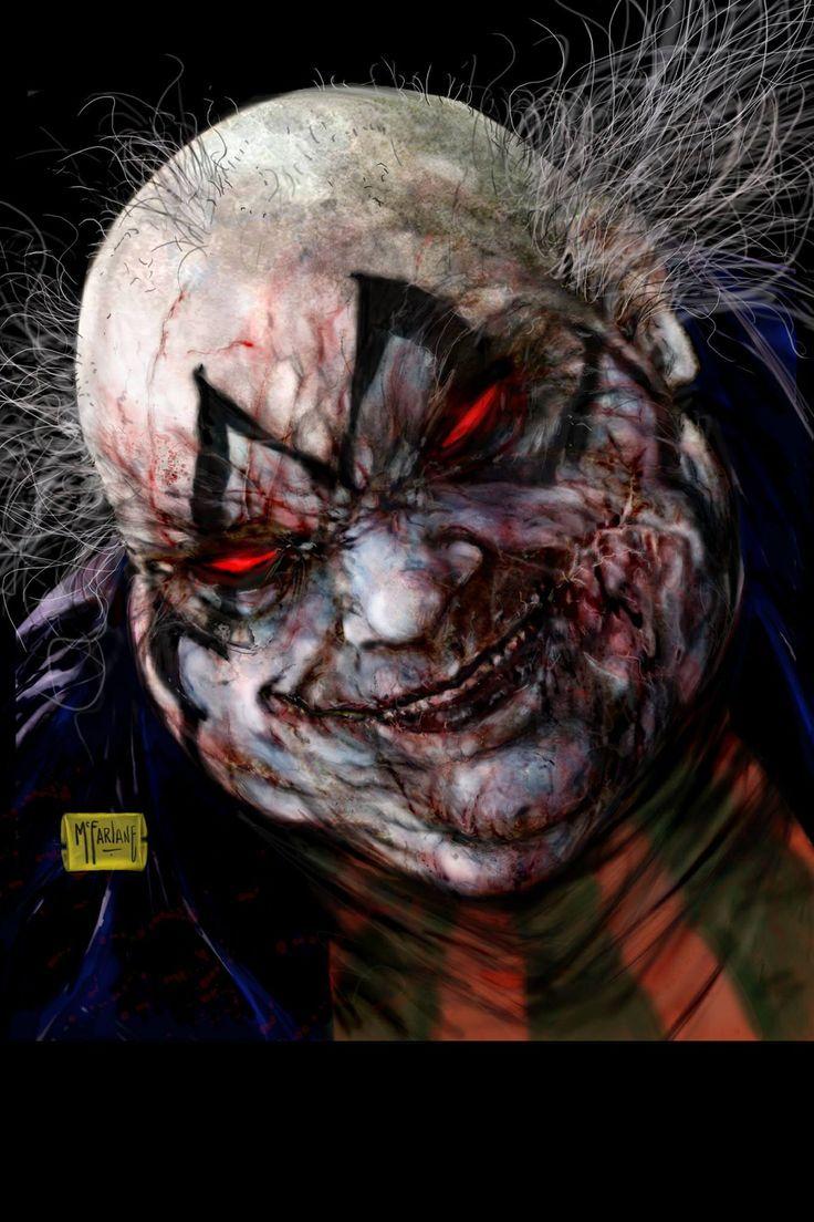 spawn clown - Google Search
