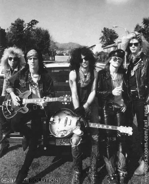 Guns n Roses - welcome to the jungle | Music stars | Pinterest