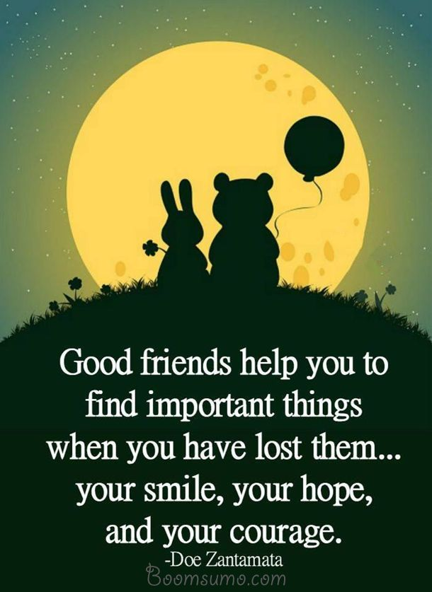 awesome Essential Traits of Good Friends helps you to, Find Your Smile