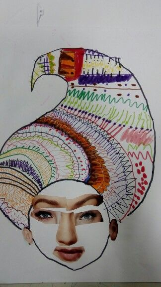 #Kolaj #cizgiler #childwork #Sinif2 Ozel Maya Okullari