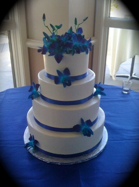 blue orchid wedding cake topper 80 best images about teal and blue orchids on 11998
