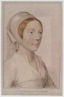 Hans Holbein -  Catherine Howard