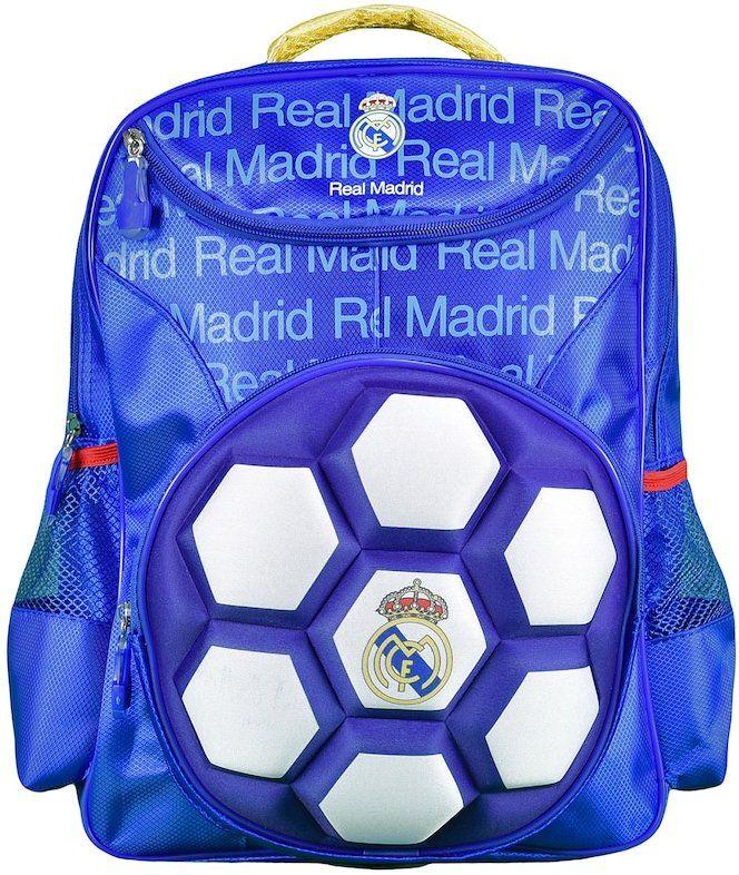 Ball Real Madrid CF Raised Backpack