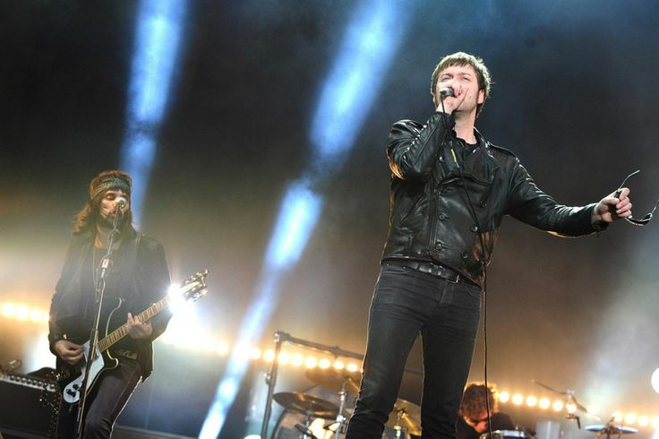 Glastonbury 2014: Headliners Kasabian join Arcade Fire and Lily Allen at iconic music festival