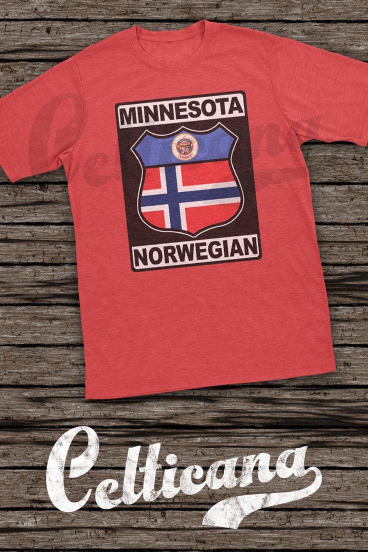 Design t shirts hoodies - Minnseota Norwegian T Shirts If You Are Proud Of Your Norway Roots You Ll Love This T Shirt In The Style Of A Classic Us Road Sign With The Norwegian And