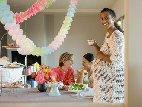 Find information on planning a baby shower, baby shower planning, how to plan a baby shower and other maternity and parenting r...