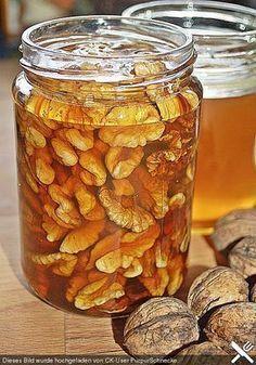 Honig - Walnüsse, ein schmackhaftes Rezept aus der Kategorie Schnell und einfach. Bewertungen: 36. Durchschnitt: Ø 4,3.