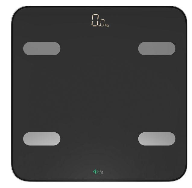 Black PiFit Smart Scale