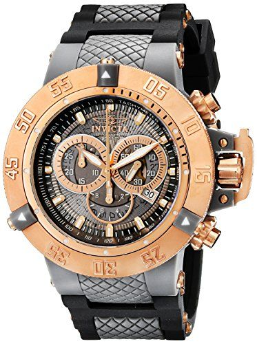 Invicta-Mens-0932-Anatomic-Subaqua-Collection-Chronograph-Watch