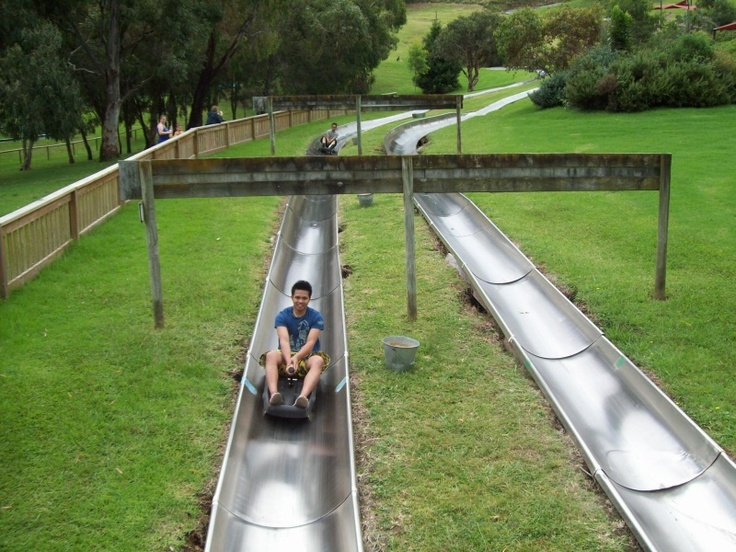 Jamberoo Action Park - Bobsled