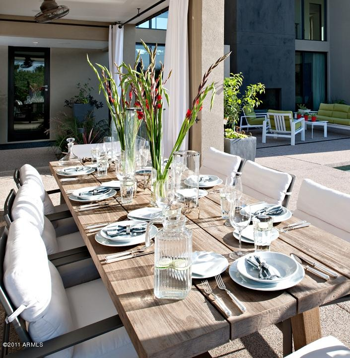 patio farm table