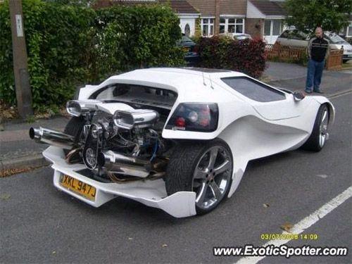 500 x 375 unique custom car custom cars at 1pagescom
