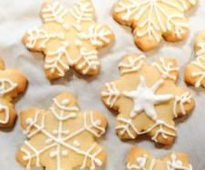 Recipe Vanilla Sugar Biscuits by Erica Noble - Recipe of category Baking - sweet